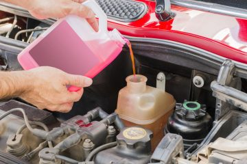 pams mot test center milton keynes engine coolant